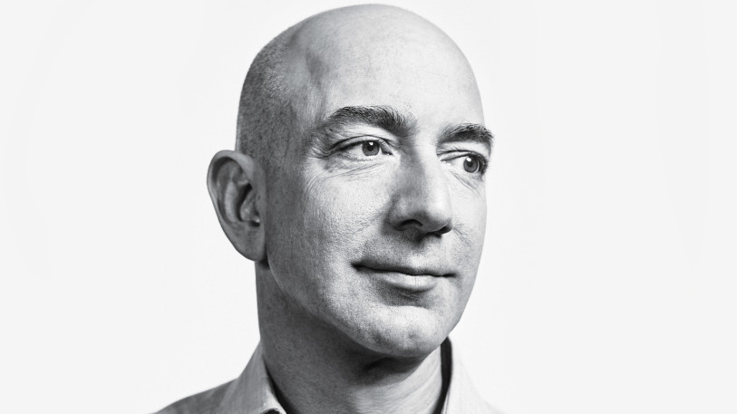 Amazon CEO Jeff Bezos. Image credit - smartcompany.com