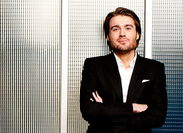 Mashable CEO Pete Cashmore. Image credit - success.com