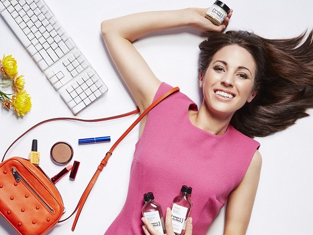 Irene Falcone began with a blog and converted it into a beauty empire - Nourishing Beauty is one of Australia's disruptive brands. Image credit -professionalbeauty.com.au