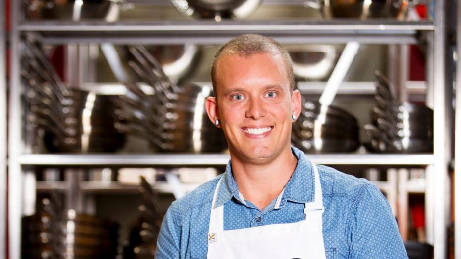 Ex-MasterChef contestant Matt Sinclair is Silver Chef's social media ambassador. Image credit goodfood.com.au