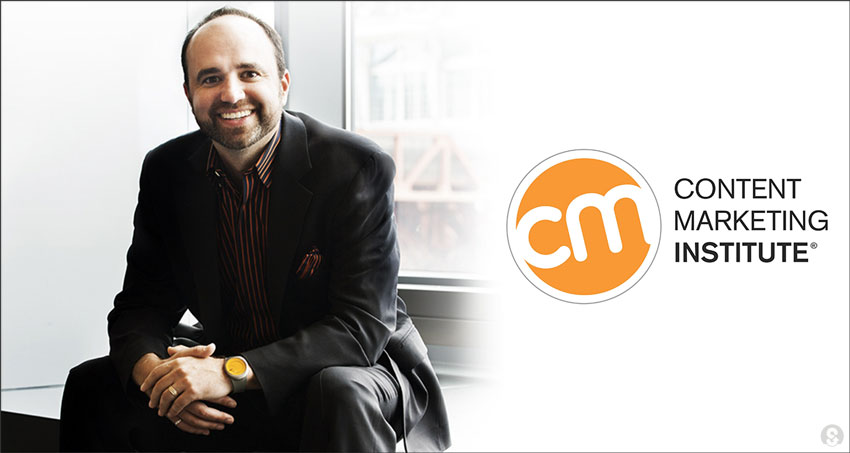 Joe Pulizzi from the Content Marketing Institute.