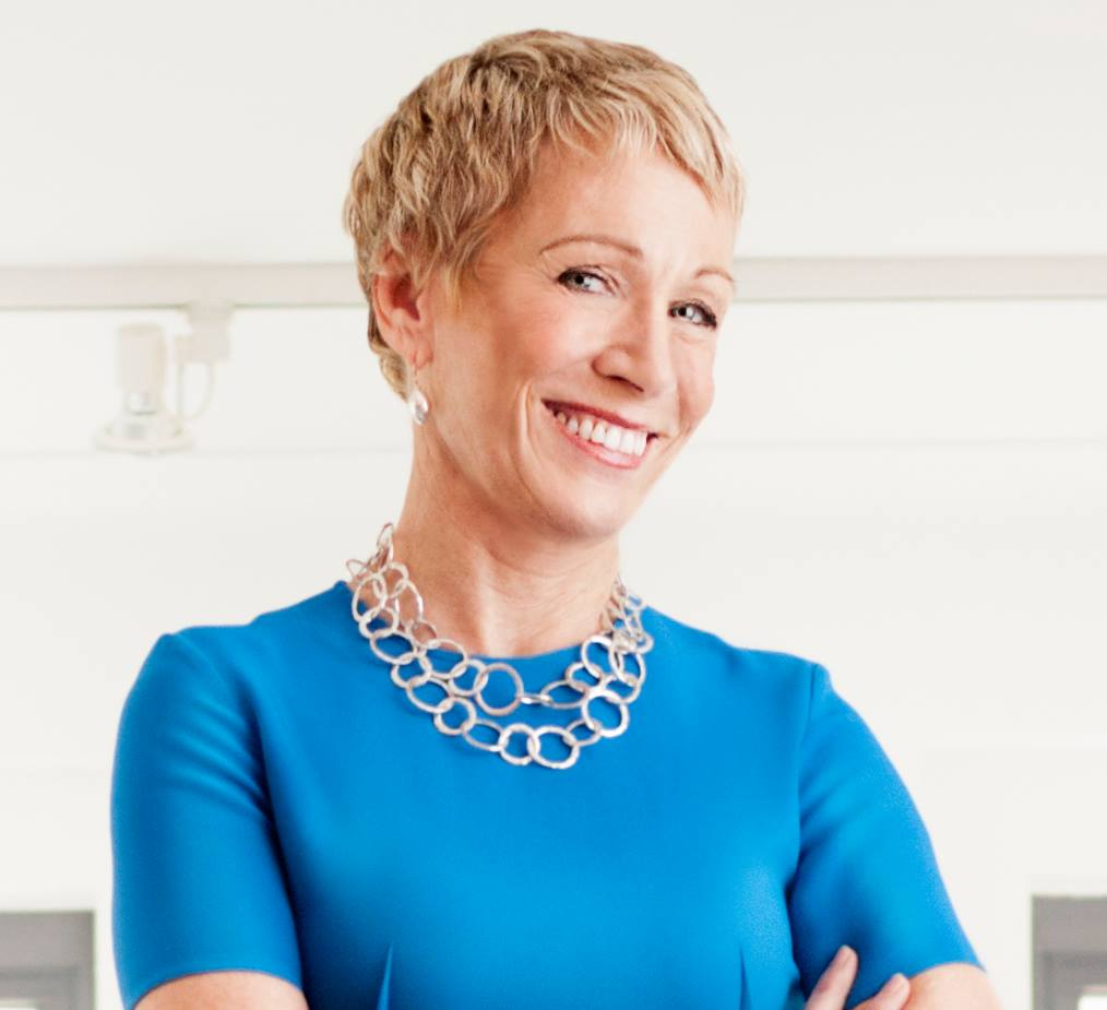 art of Barbara Corcoran's success has been a natural flair for marketing. Image credit - crunchbase.com