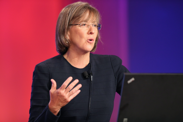 Mary Meeker - American venture capitalist and former Wall Street securities analyst. Her primary work is on Internet and new technologies. Image credit - tune.com