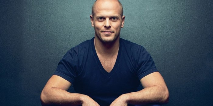 Timothy Ferriss, podcaster, author, entrepreneur and early-stage tech startup investor. Image credit - Fortune.com
