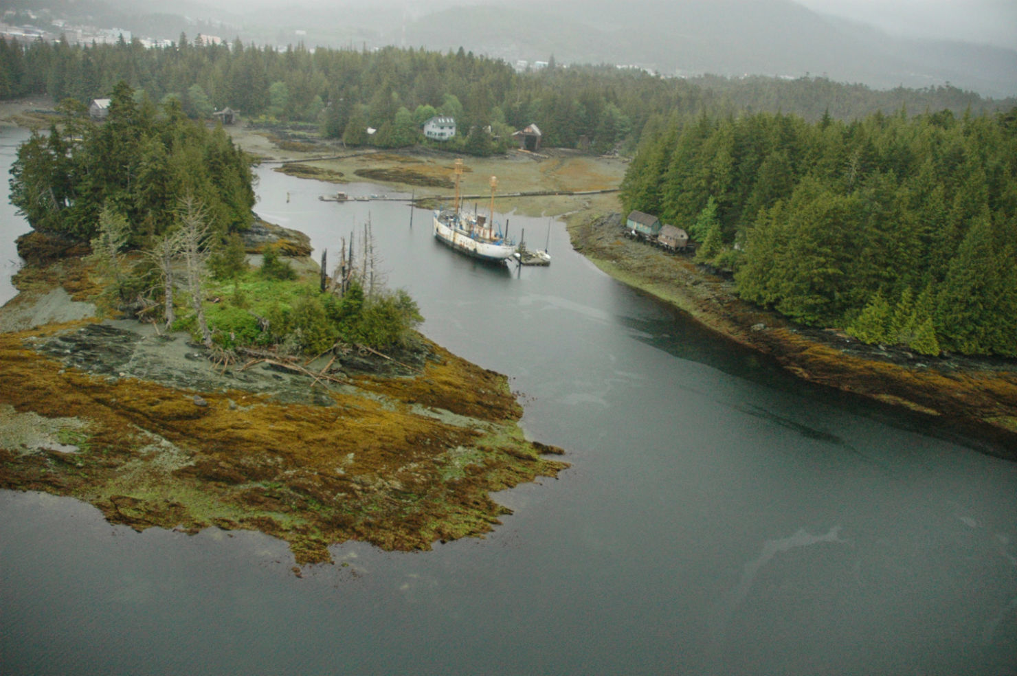 Your inside view of the Inside Passage