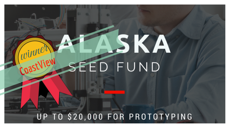 CoastView wins Alaska Seed Fund