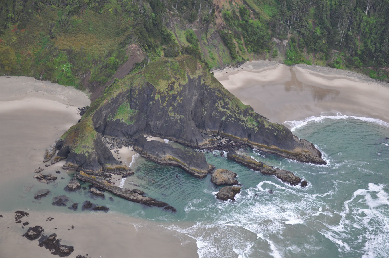 Mouth of the Salmon River, Oregon