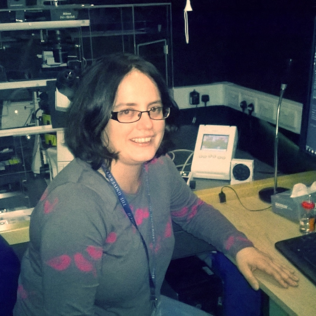 Dr Ann Wheeler  is the head of facility. She is happy to provide scientific advice and support to all researchers for all imaging-based applications.