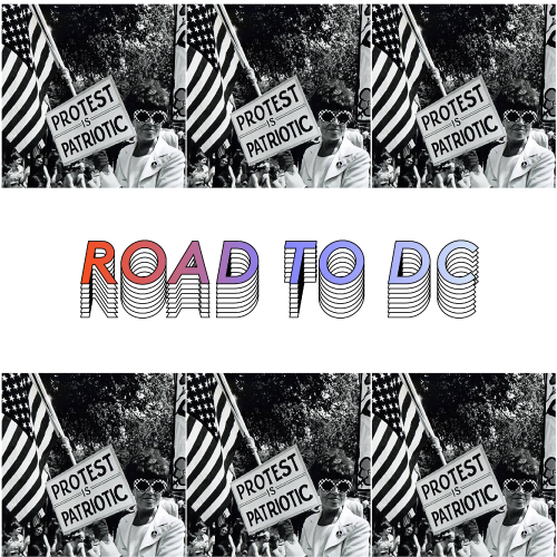 """Road To DC"" Option 2"