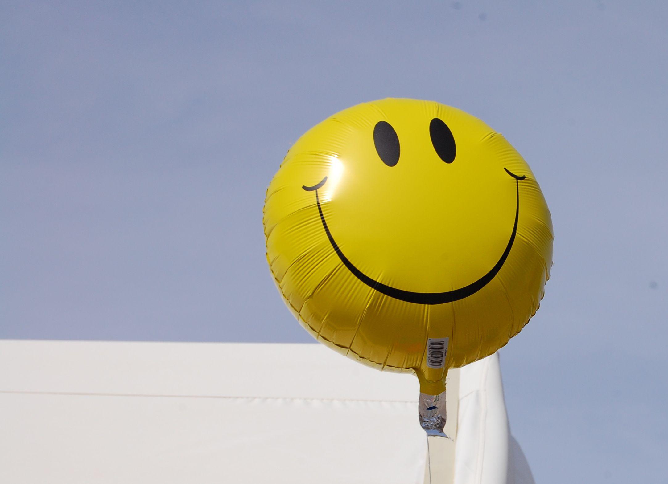 Smile Face Balloon ©2011, SCJN
