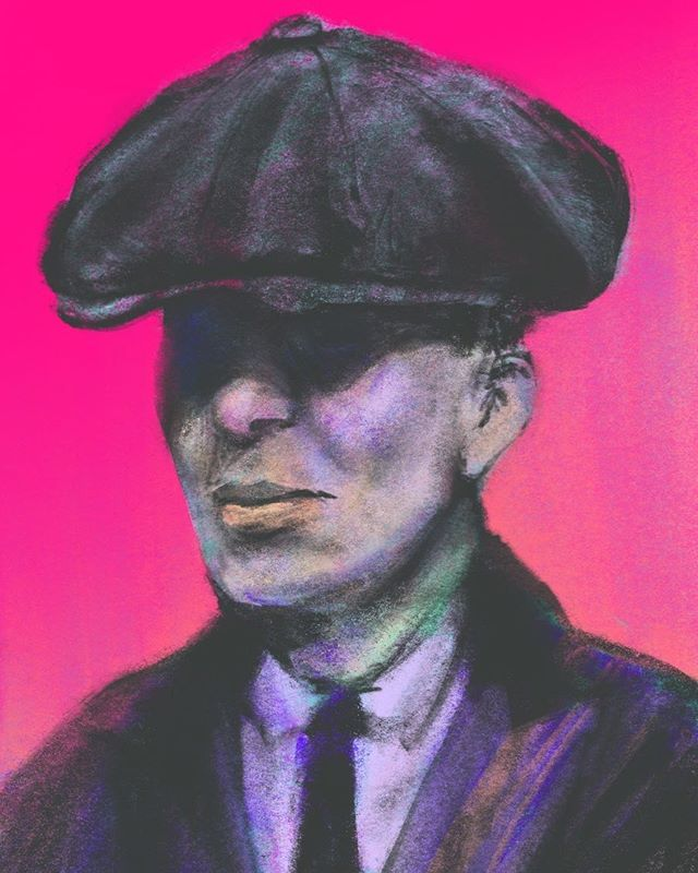 #drawing #draws #sketch #art #illustration #rlsm #perth #perthartist #weirdoart #lowbrowart #juxsketch #peakyblinders #fanart