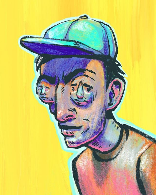 👀 #drawing #draws #sketch #art #illustration #rlsm #perth #perthartist #weirdoart #lowbrowart #juxsketch