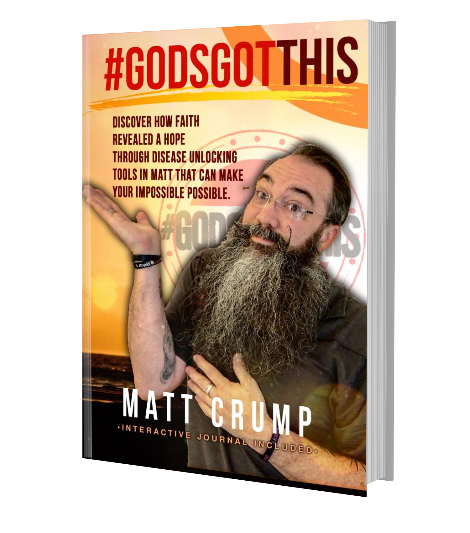 It's here! - #GodsGotThis available online!