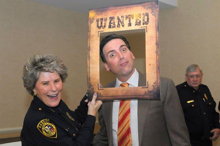Bear County Sheriff Susan Parmeleau