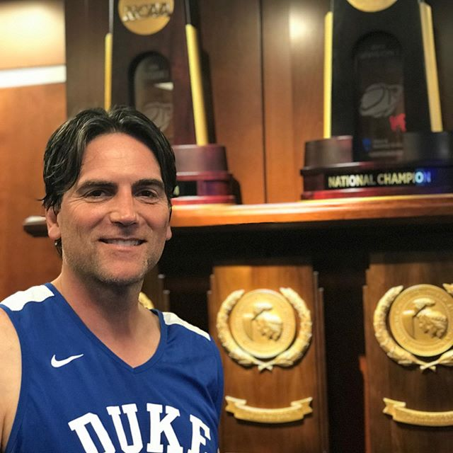 Poured my heart and soul into Coach K Academy. Heading home filled with bruises and unforgettable memories. Grateful to the entire @dukembb and to my coaches @tythornton3 @jhairston15 @iamjustise @jah8 for bringing out the beast in me. #feelinlikeachampion