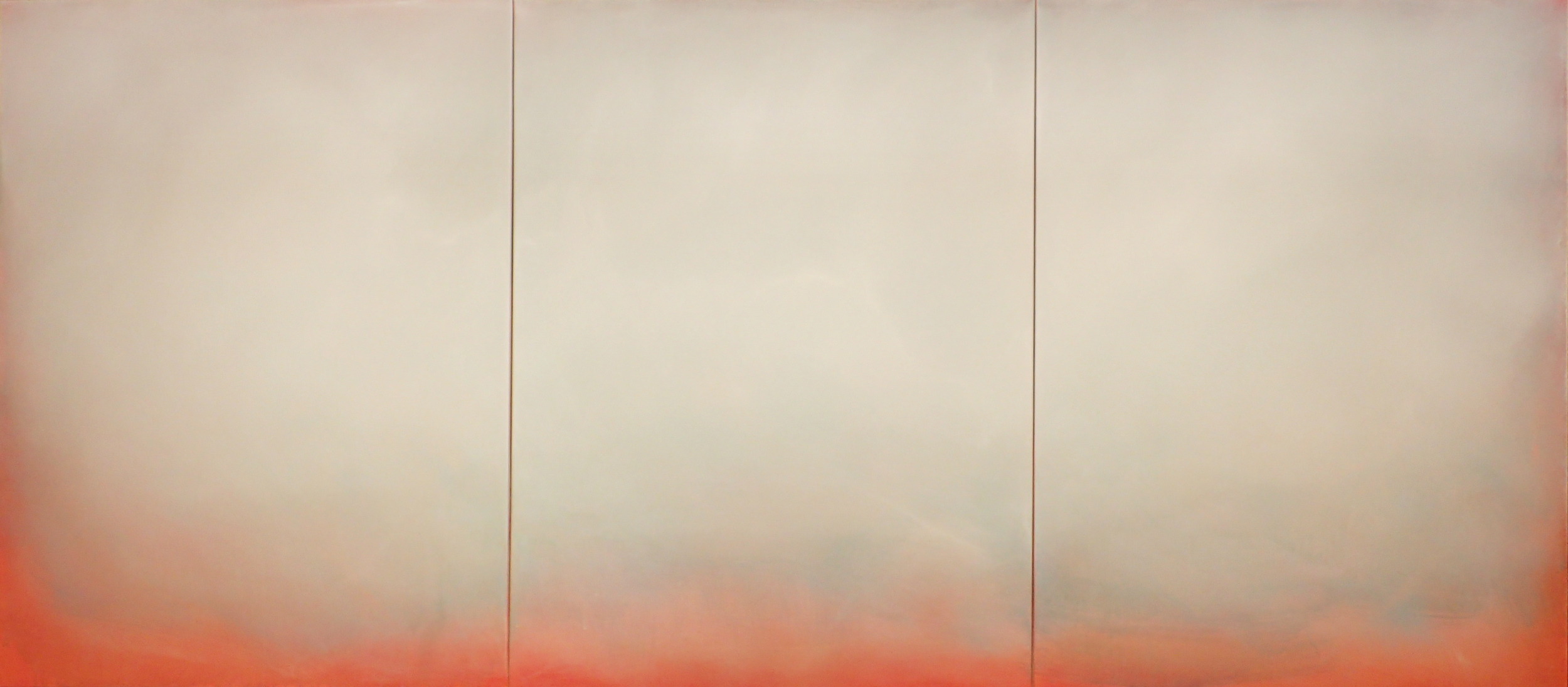 """The Memories I Wanted to Make, 2014, acrylic on canvas, 40"""" x 90"""""""