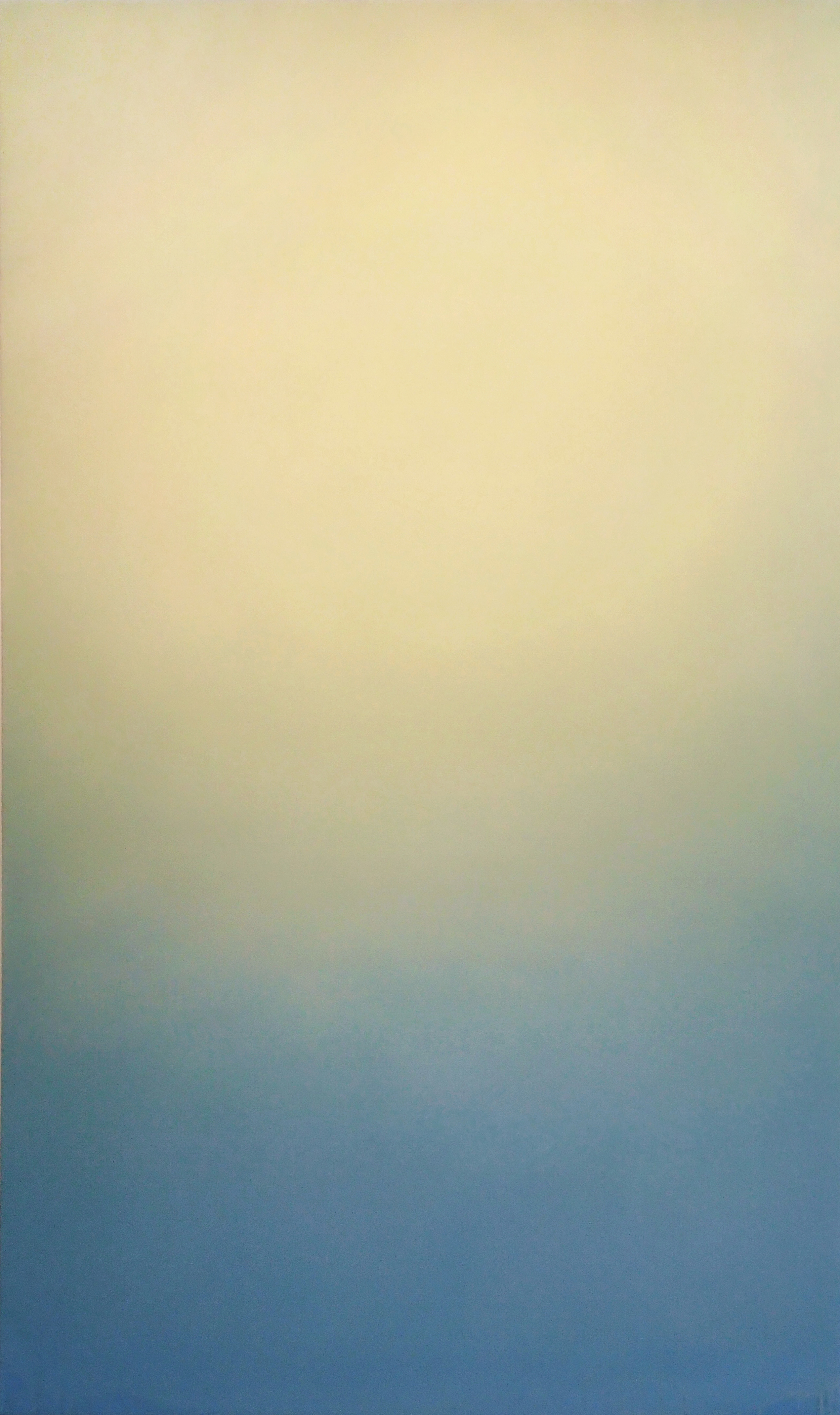 """Silent Search - No. 58, 2016, acrylic on canvas, 60"""" x 36"""""""