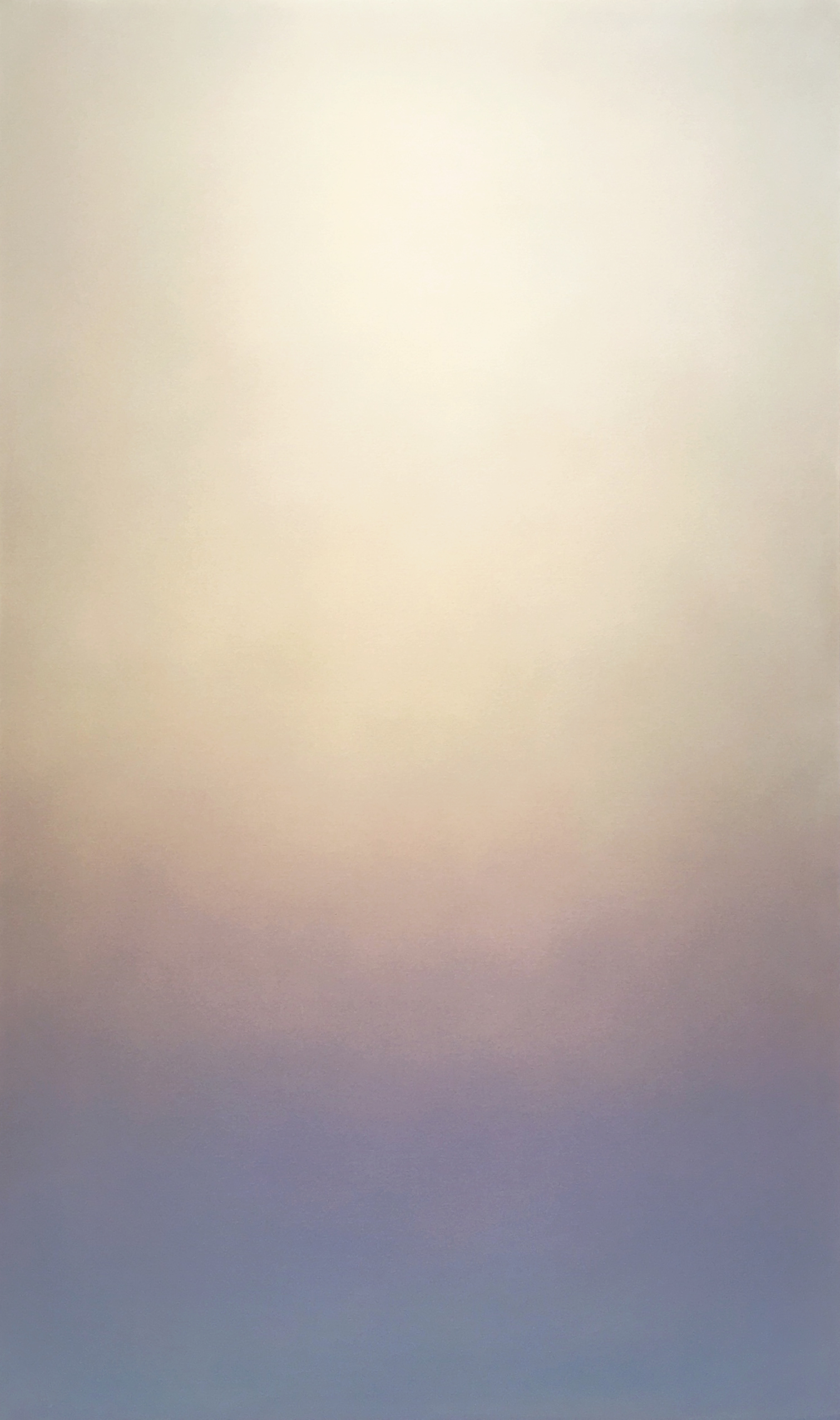 """Silent Search - No. 69, 2017, acrylic on canvas, 60"""" x 36"""""""