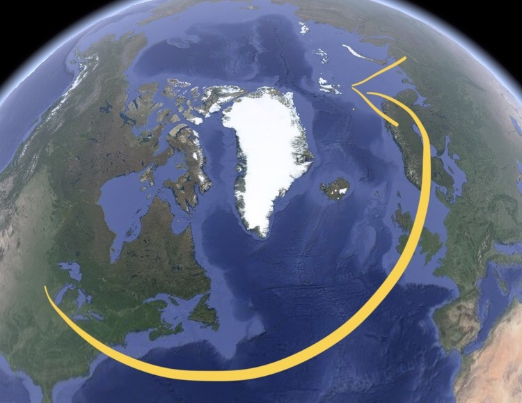 Svalbard, an Arctic archipelago just 10 degrees latitude from the North Pole