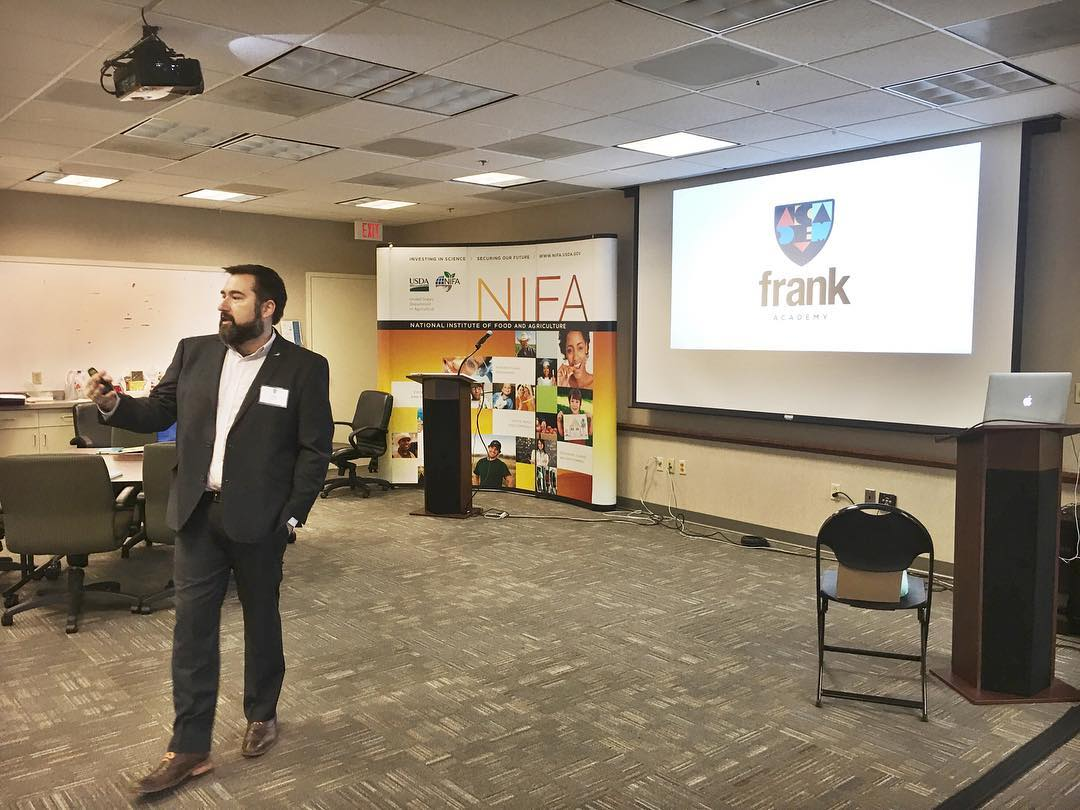 "@frankgathering on Instagram: ""We are kicking off day 2 of our frank academy. We are  #training  #leaders  and  #scientists  at NIFA in  #storytelling  and strategic  #communication  for  #science .  #scicomm  #nifaimpacts """