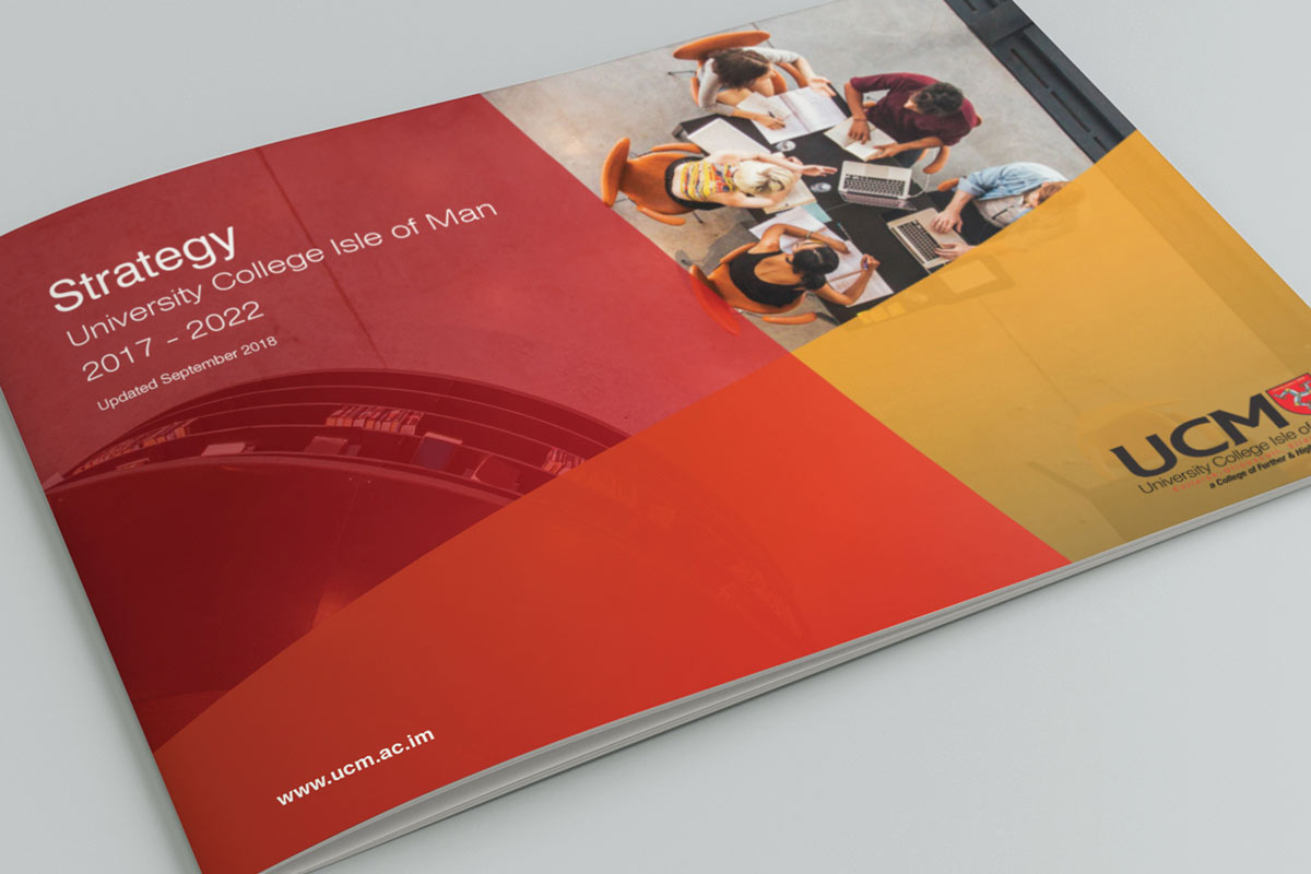 University College Isle of Man Strategy Report