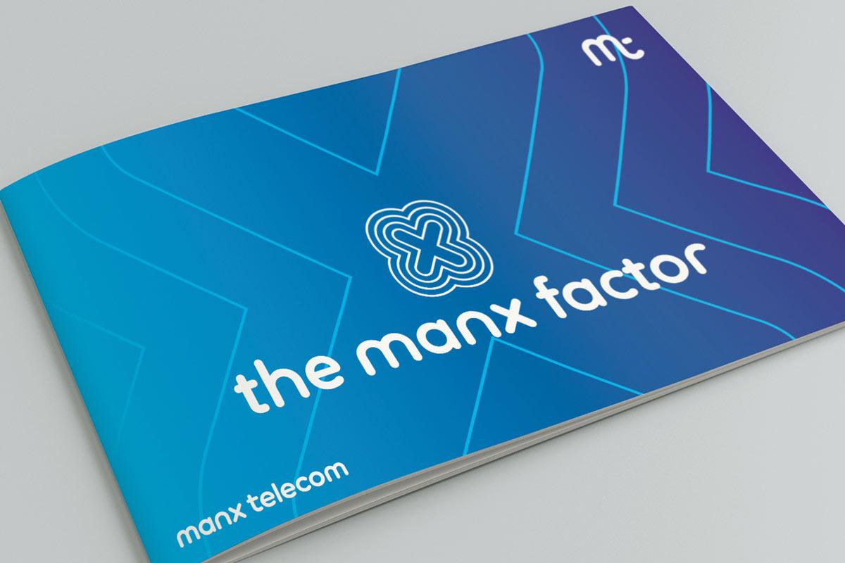 Manx Telecom Brand Values project design