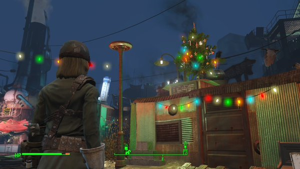 Christmas in Diamond City
