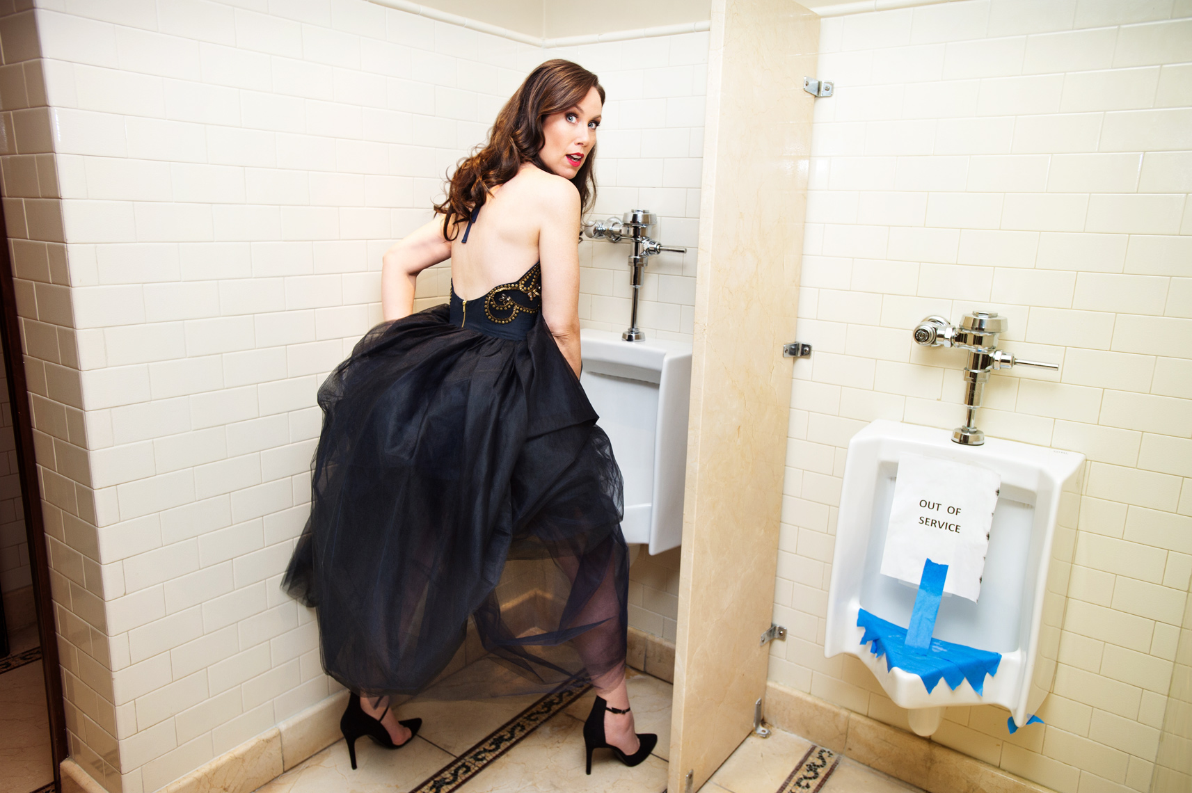 Miriam Shor, Urinal
