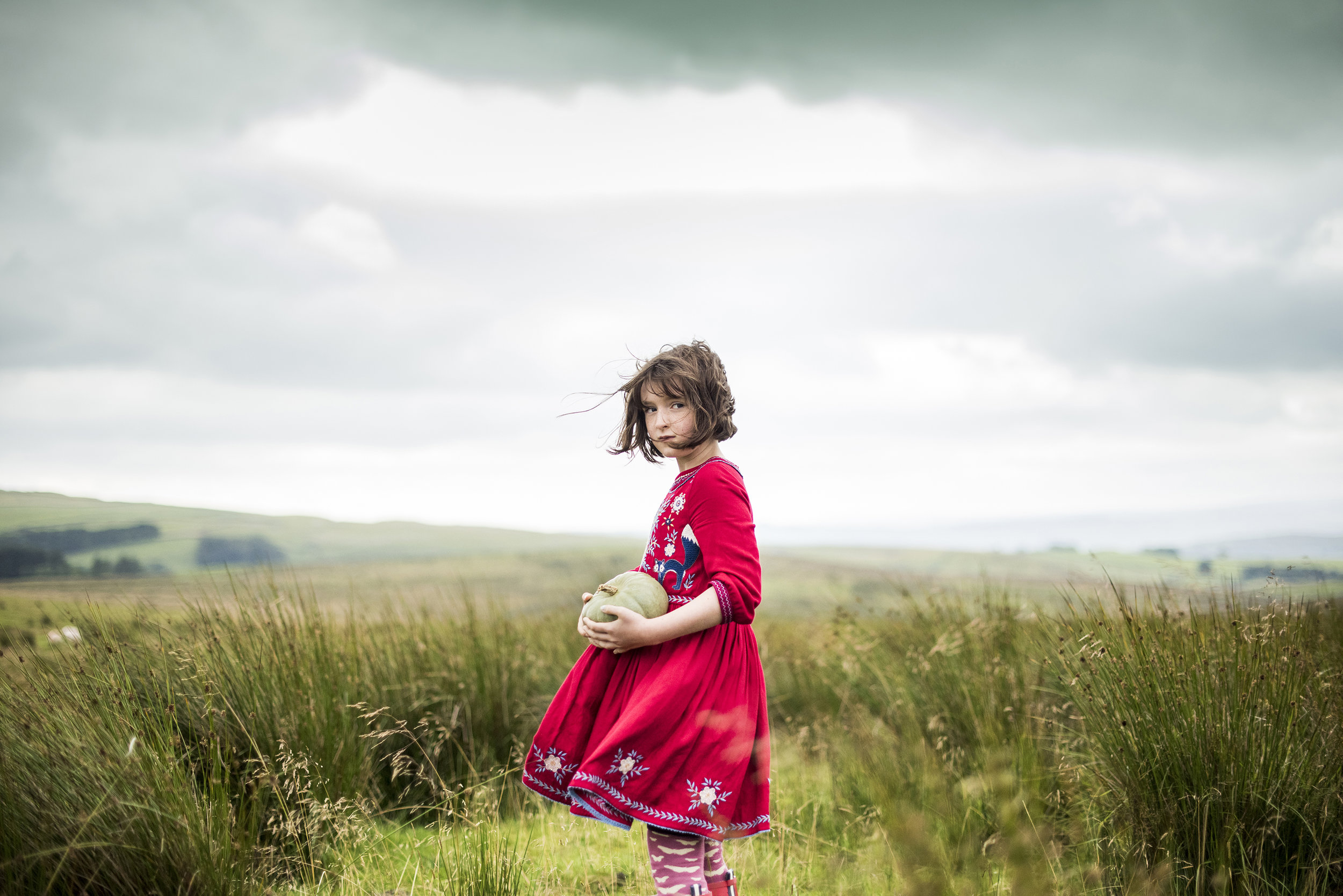 Lizzie Rose in the Dales