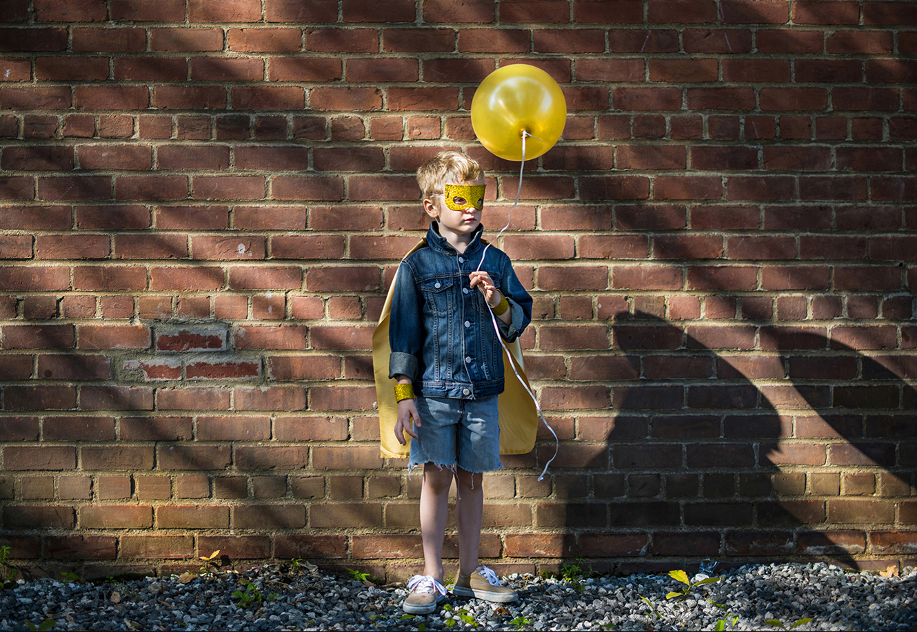 Yellow Balloon Boy