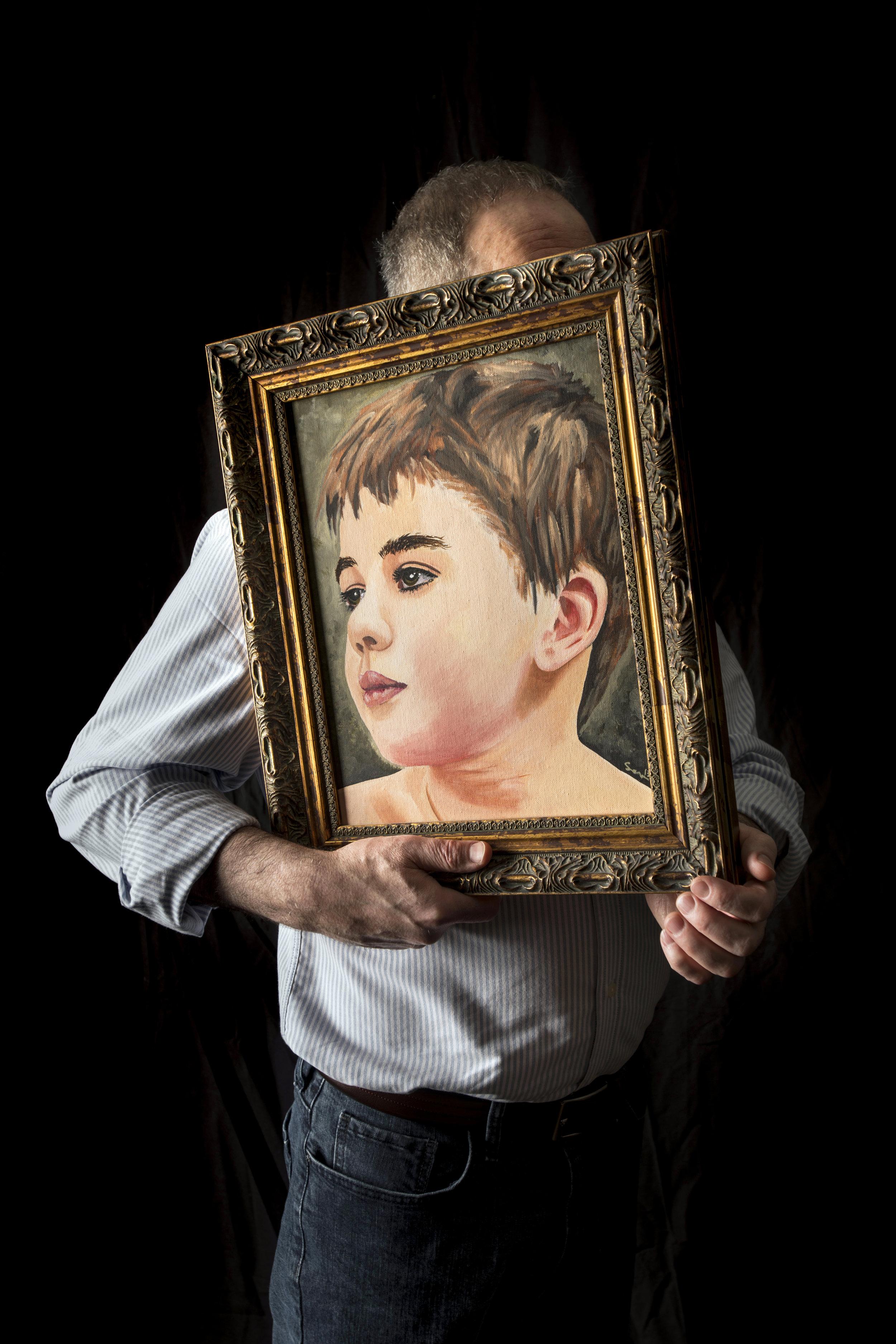 Lenny Pozner - Sandy Hook Parent