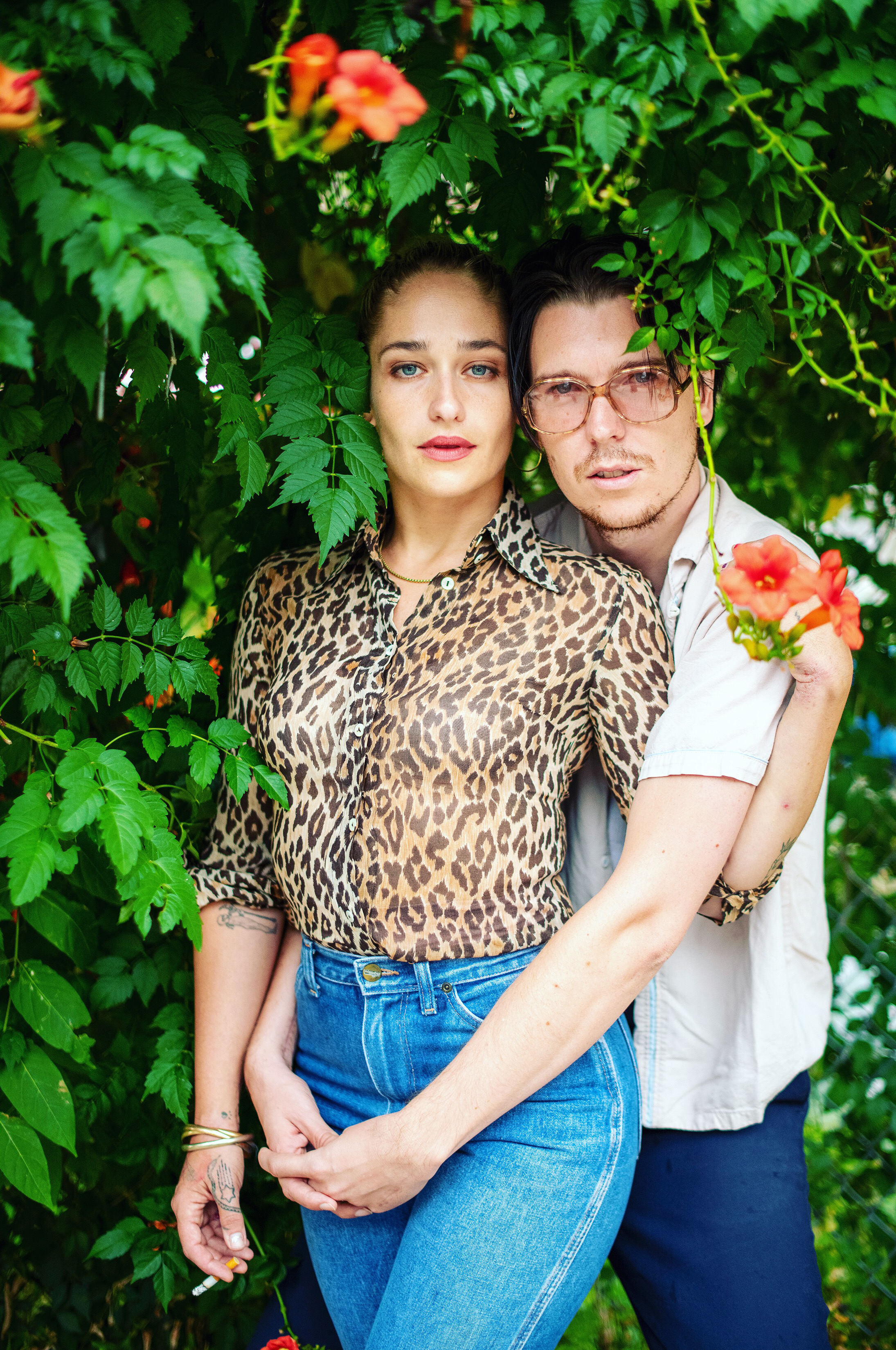 Jemima Kirke & Alex Cameron