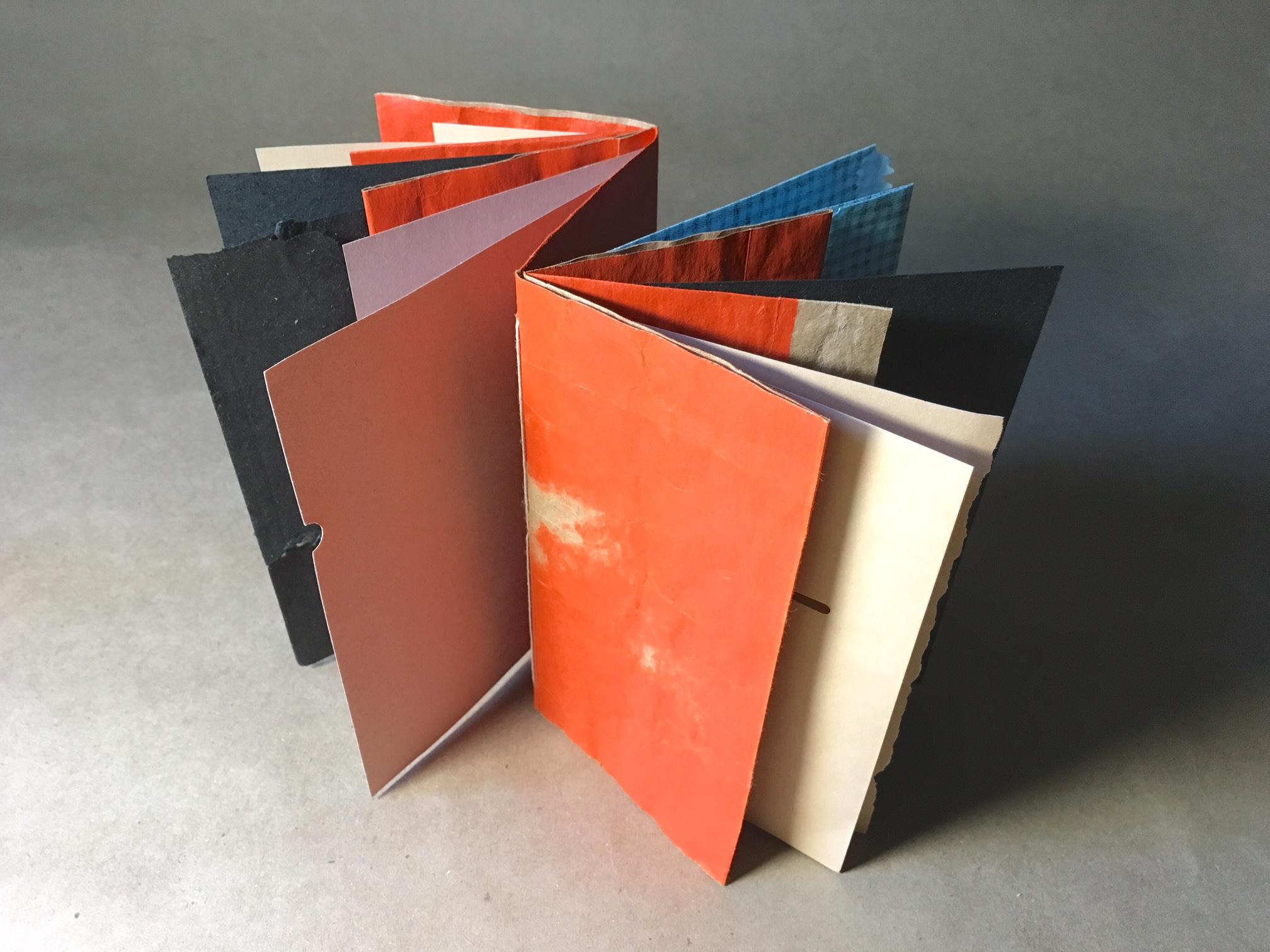 Blank Book (Orange)