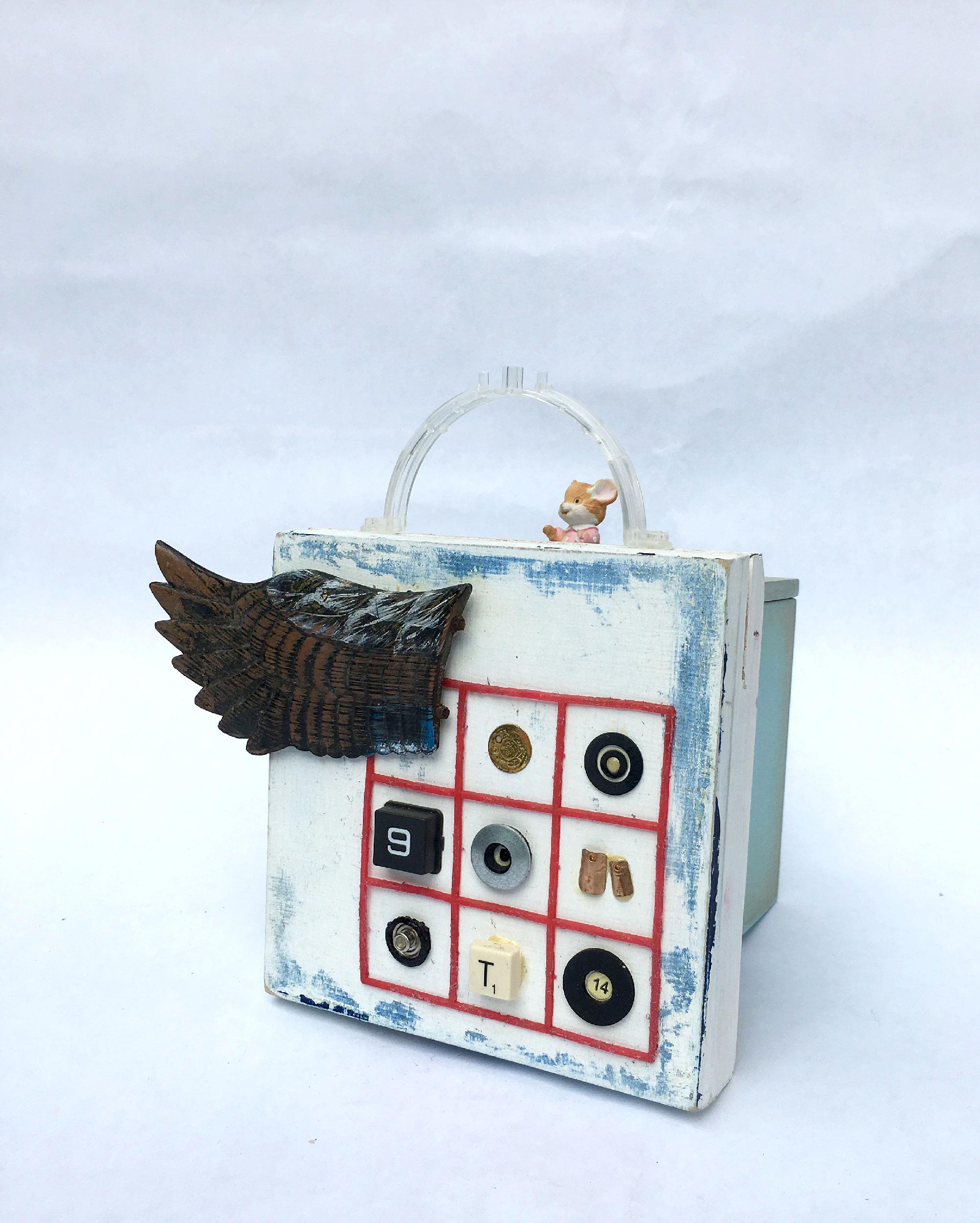 Winged Lockbox