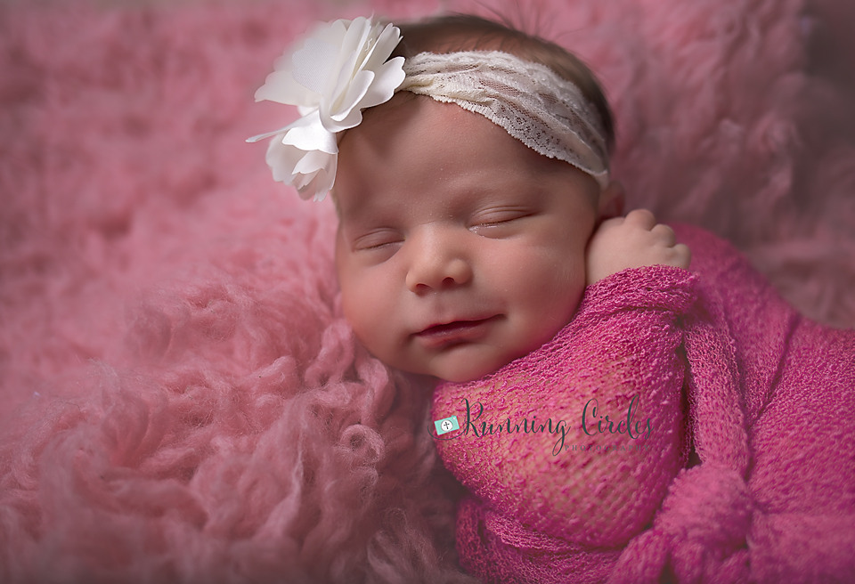 How adorable is this smile?! She is just too perfect for words!