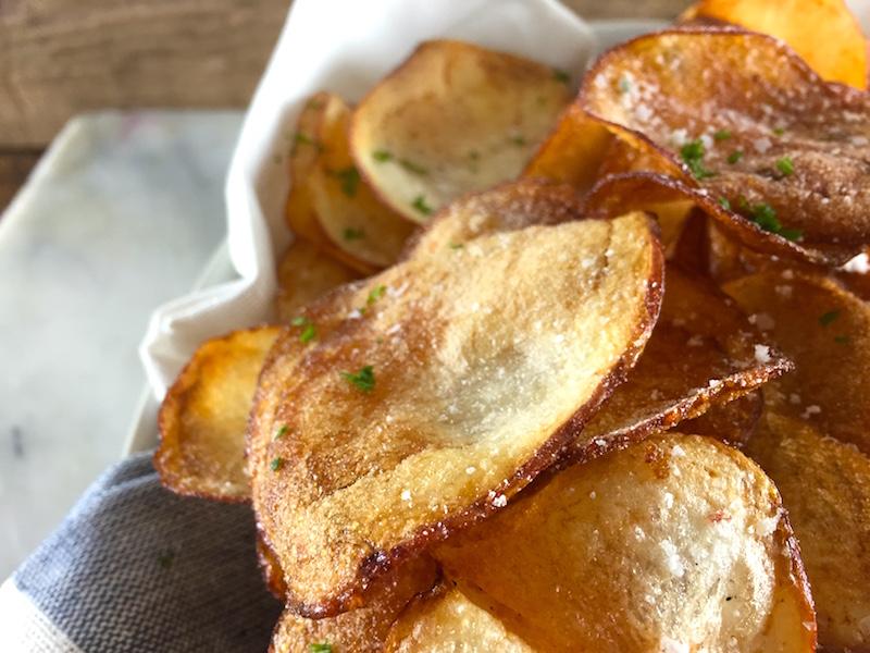 Sid In The Kitchen Salt Vinegar Chips