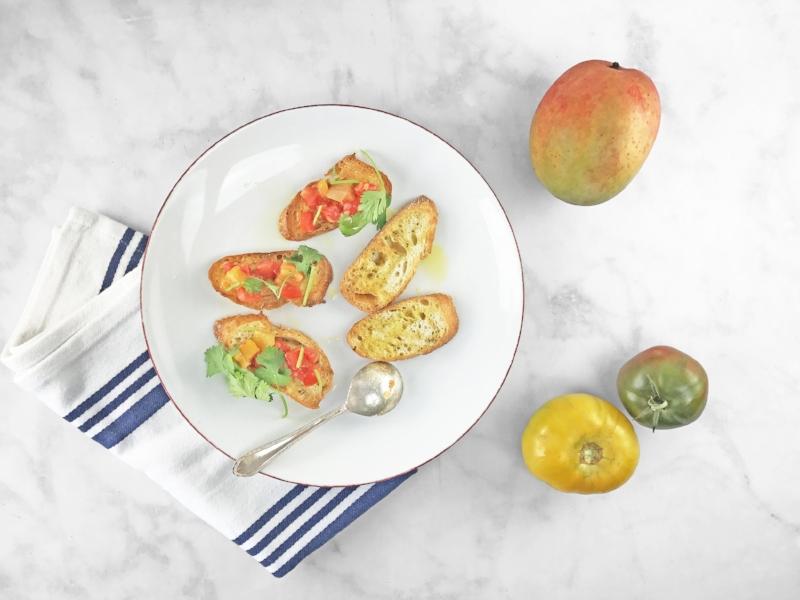 Mango Corn Bruschette_Feast in the Wild 2018.jpg