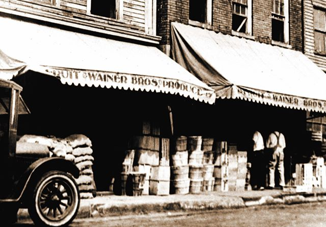 #TBT to our original location on the cobblestone streets of historic New Bedford, Massachusetts. #specialtyproduce #specialtyfoods #fourthgeneration . . . . . . #familybusiness #centennial #fourthgenerationcompany #familyowned #familyfarm #allinthefamily #NBMA #newbedford #massachusetts #farmcoast #newengland #northeast #local #supportlocal #historic #cobblestonestreets