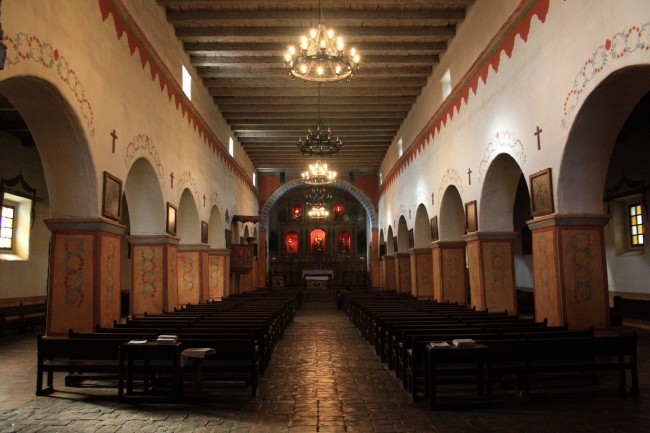 Mission Church - PHOTO BY ADAM BLAUERT