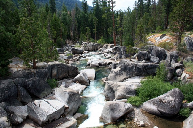 Stanislaus River  photo by adam blauert