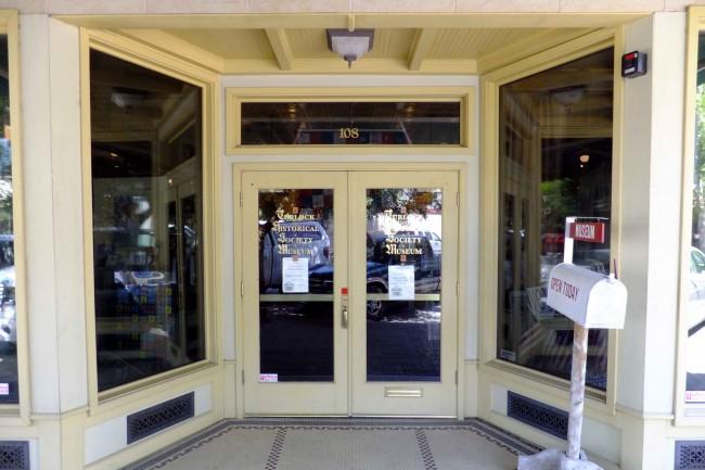 THS Entrance - PHOTO BY ADAM BLAUERT