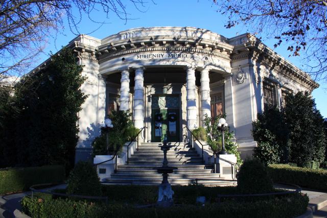 McHenry Museum photo by adam blauert