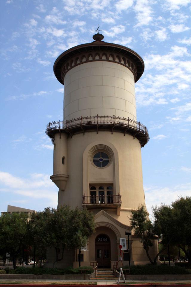 Fresno Water Tower - PHOTO BY ADAM BLAUERT