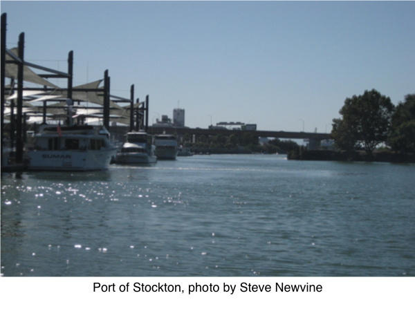 port stock