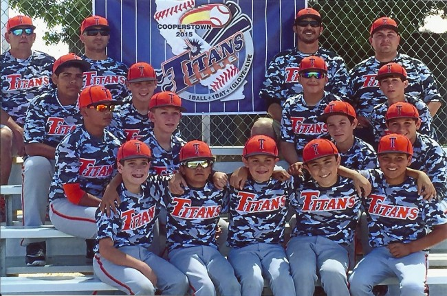 The Titans Elite finish in the top-25 in a 104 team national tournament.  Photo by Titans Elite