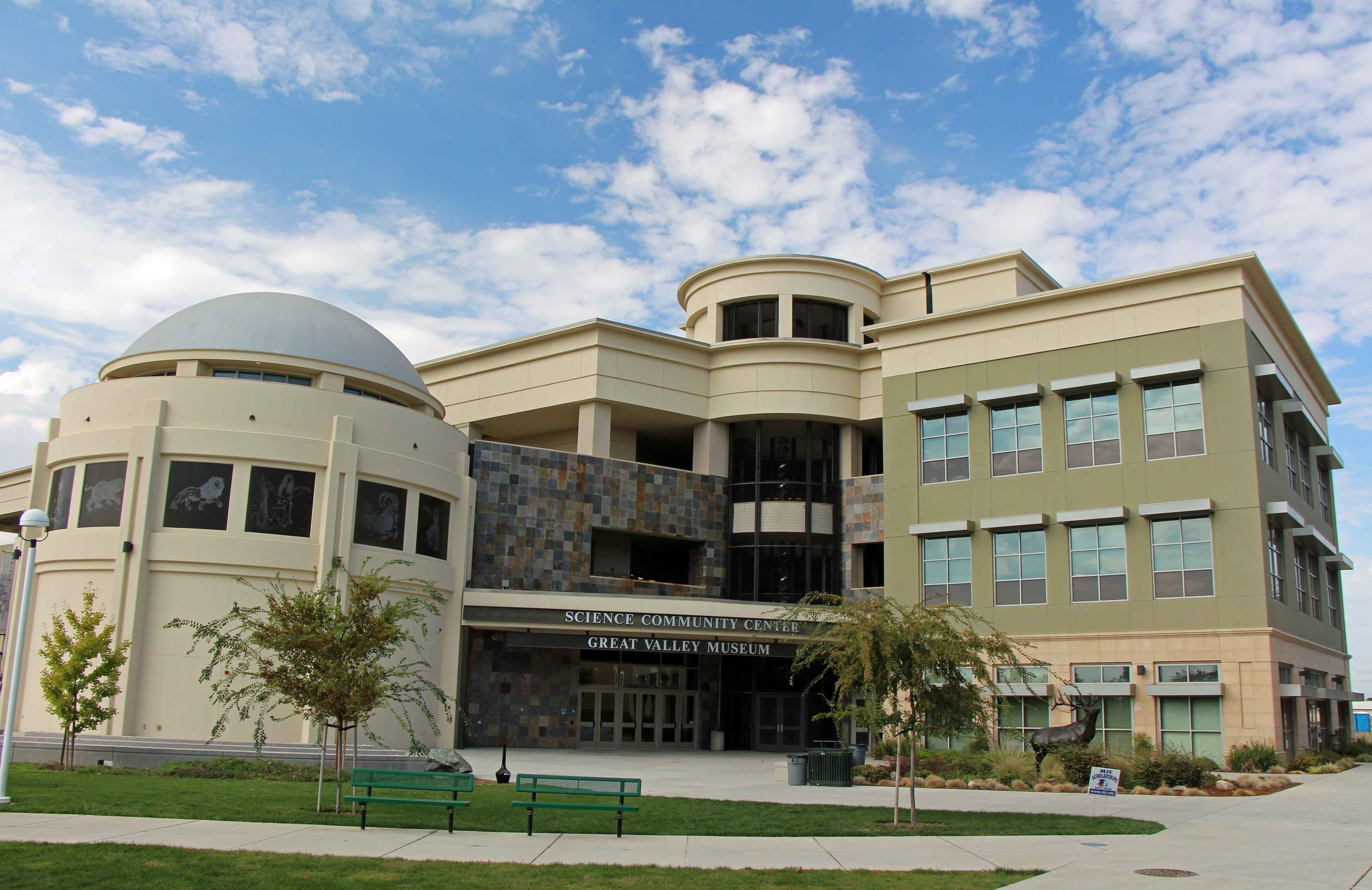 Science Community Center Building.JPG