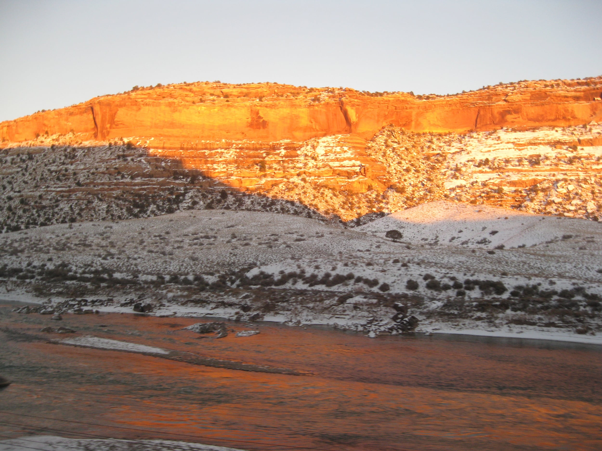 Utah's Ruby Canyon is a geological wonder and an amazing cacophony of color at sunset. Photo by Steve Newvine