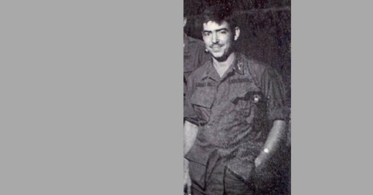 First Lieutenant Peter Joseph Gallo. Photo from Vietnam Veterans Memorial Fund  http://www.vvmf.org