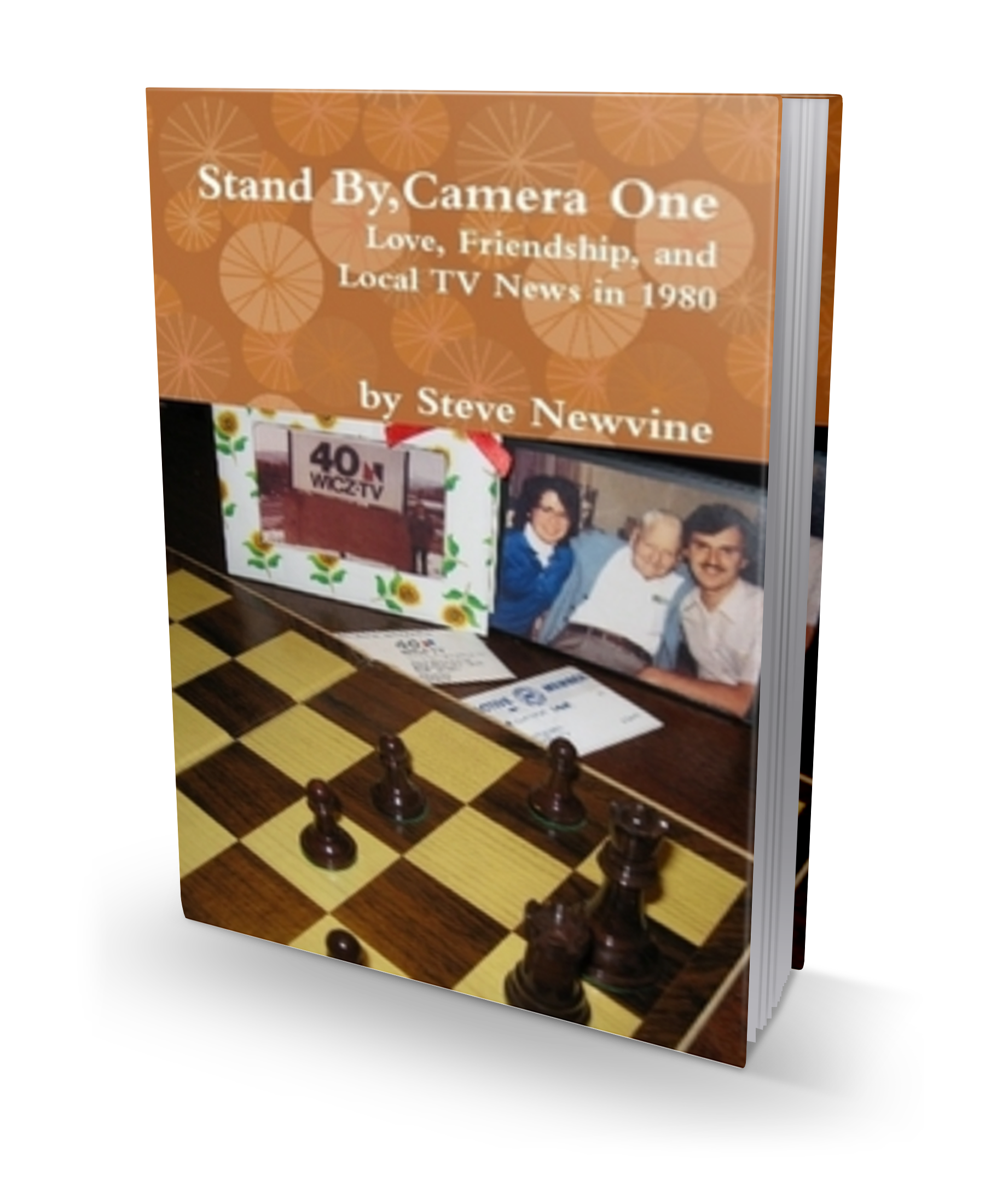 My eleventh book is called Stand By, Camera One