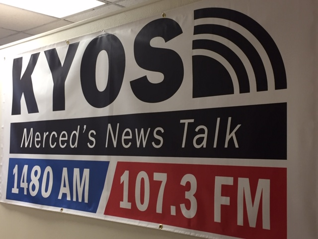 KYOS, Merced's oldest radio station, is the home of the weekly Community Conversations broadcast.